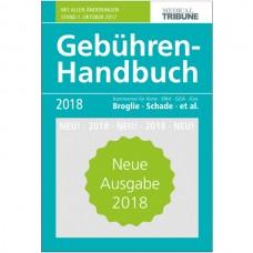 Gebühren-Handbuch 2018