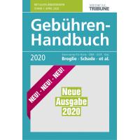 Gebühren-Handbuch 2020