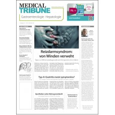 Medical Tribune Gastroenterologie • Hepatologie