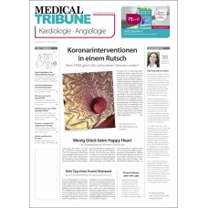 Medical Tribune Kardiologie • Angiologie