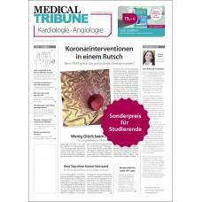 Medical Tribune Kardiologie • Angiologie (für Studierende und Ärzte ohne Liquidationsrecht)