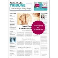 Medical Tribune Pneumologie • Allergologie (für Studierende und Ärzte ohne Liquidationsrecht)