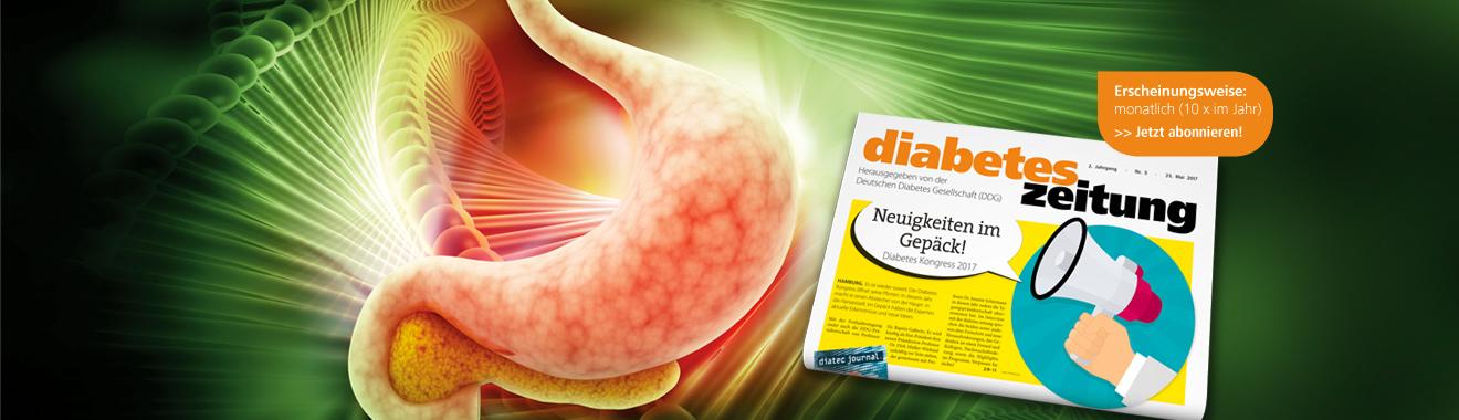 diabetes zeitung