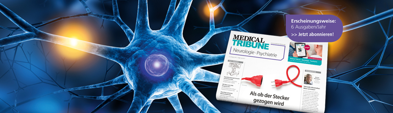 Medical Tribune Neurologie • Psychiatrie