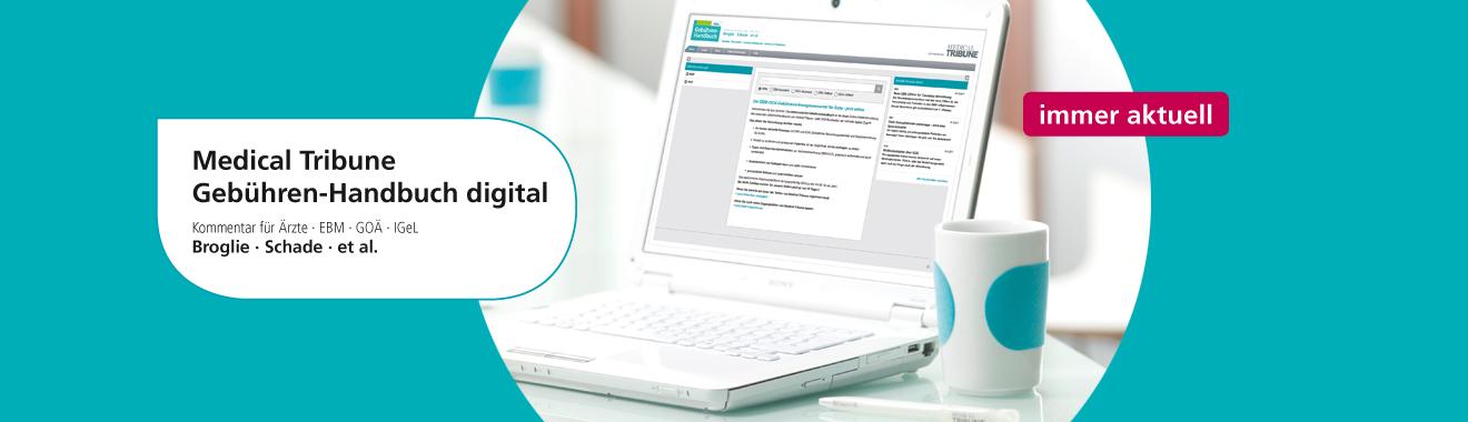 Gebühren-Handbuch digital